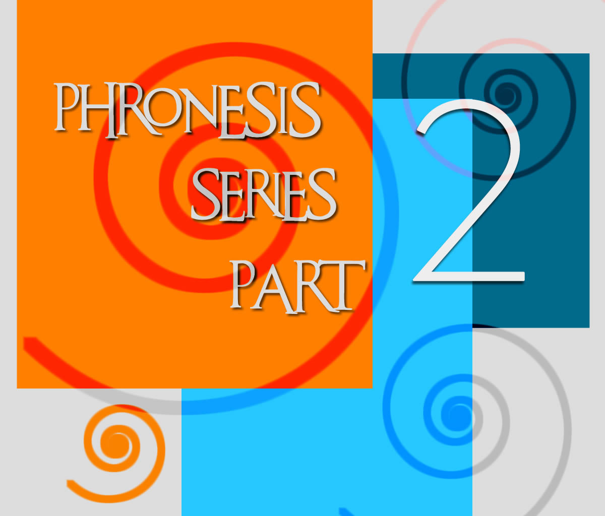 PHRONESIS SERIES PART 2