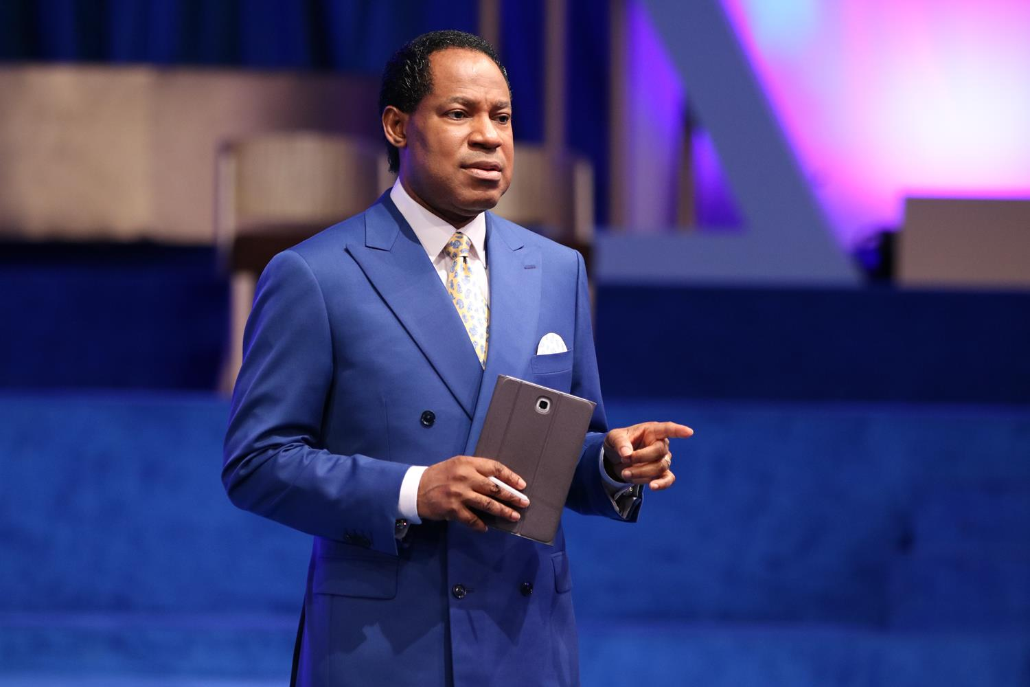 Pastor Chris - Christ Embassy Accra