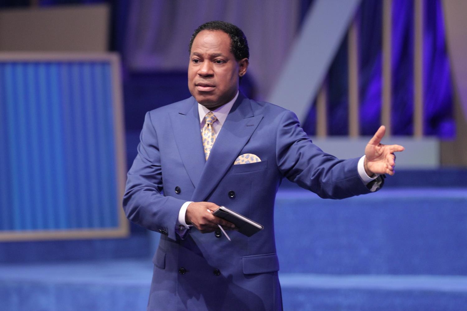Rev Chris Oyakhilome - Christ Embassy Ghana