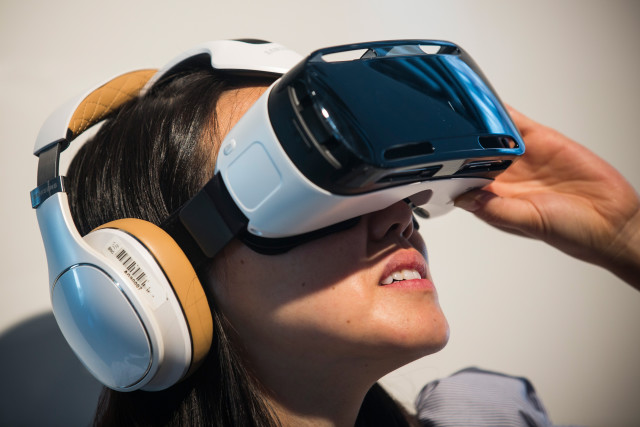 virtual reality and the Gospel