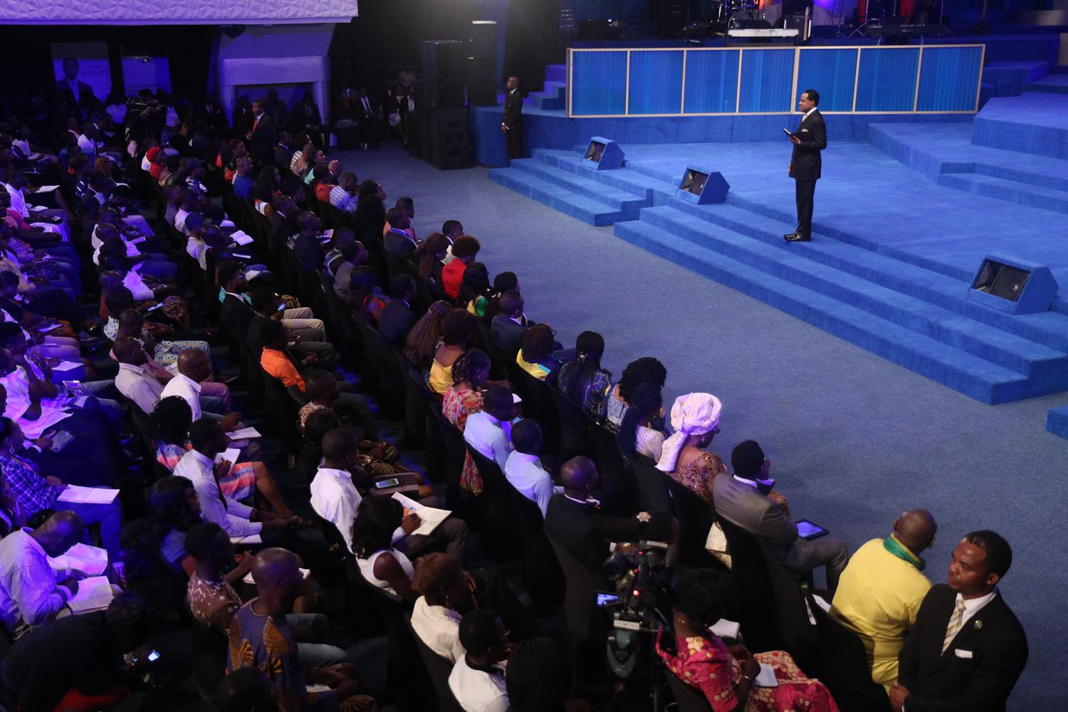 Pastor Chris - Sunday Service - Christ Embassy Ghana
