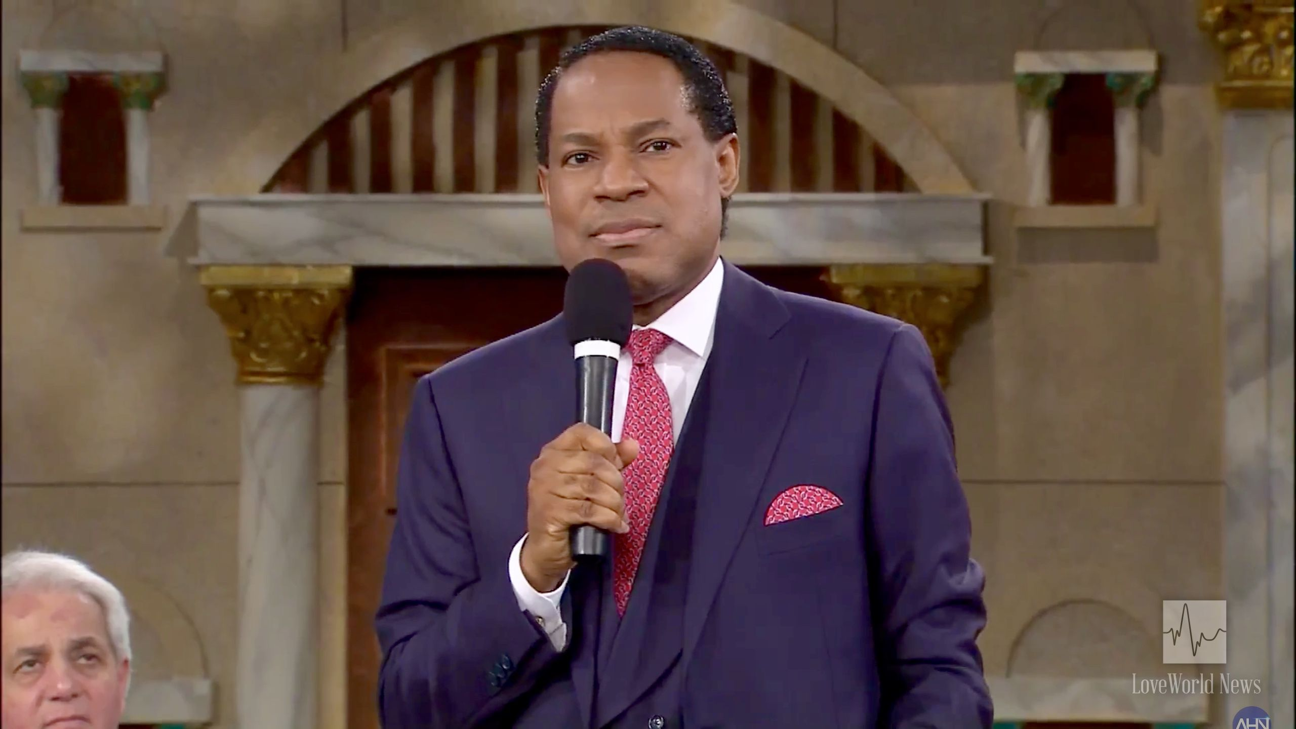 '5 Solid Facts of the Gospel' — Pastor Chris at Benny Hinn Ministries