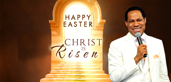 Easter with Pastor Chris