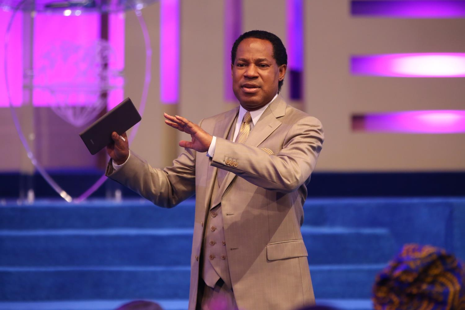Haven Pastor Chris