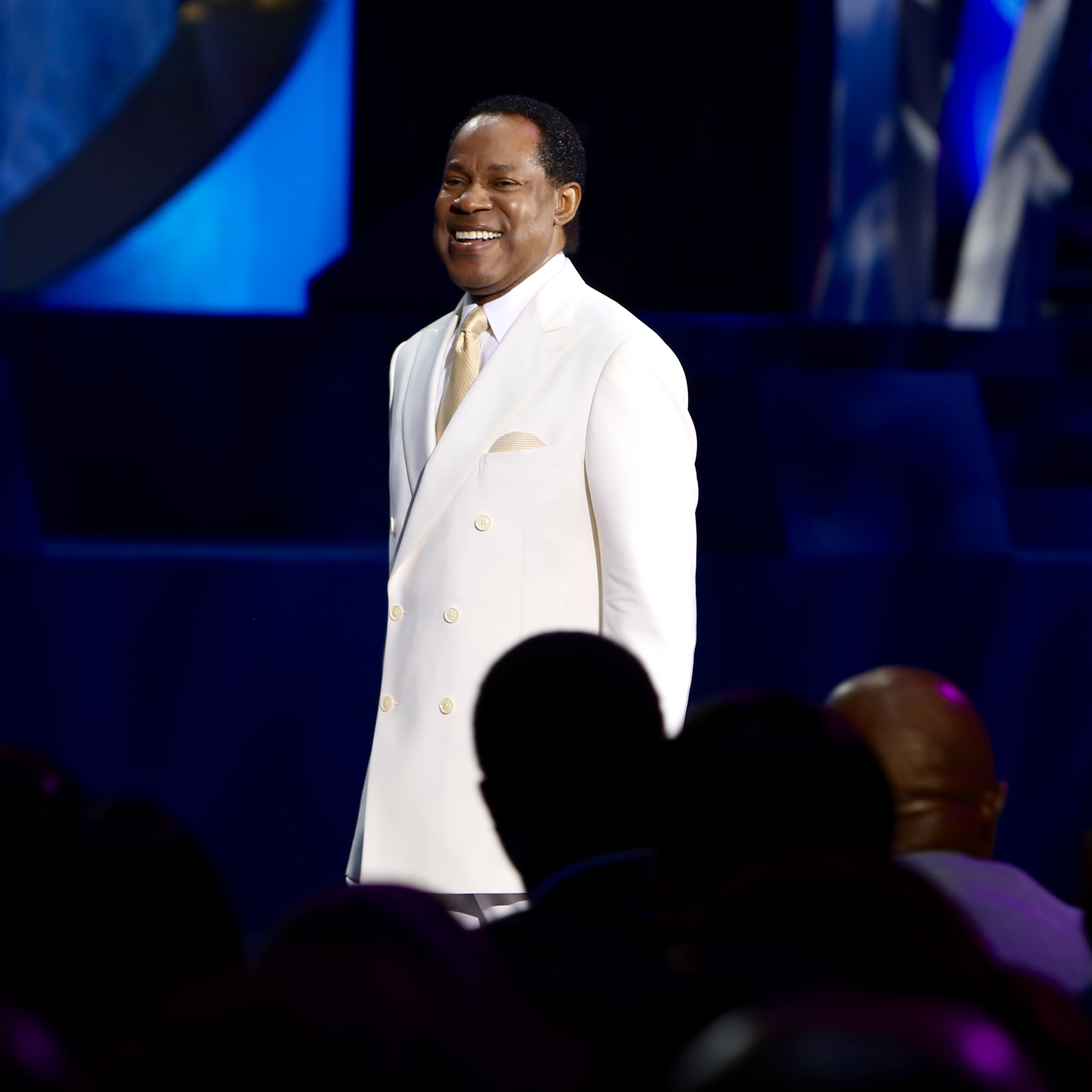 """No Christian that is Filled with the Spirit Ever Grumbles!"" — Pastor Chris"
